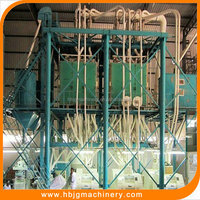 Hot sale wheat mill /horizontal Scourer/ flour milling machine with low price
