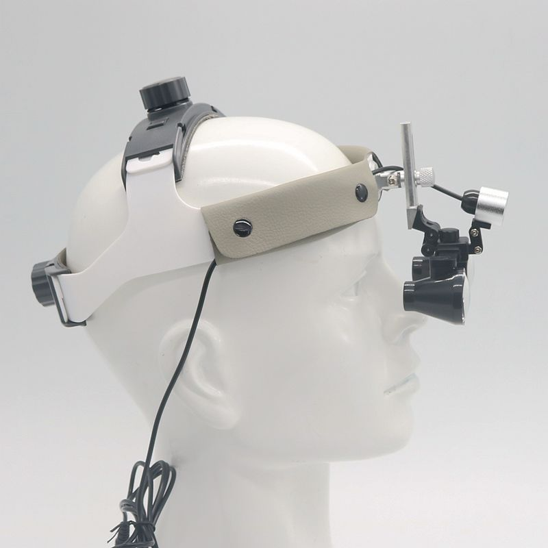 Supply Top Quality Professional Medical Surgical Loupes With Led Light