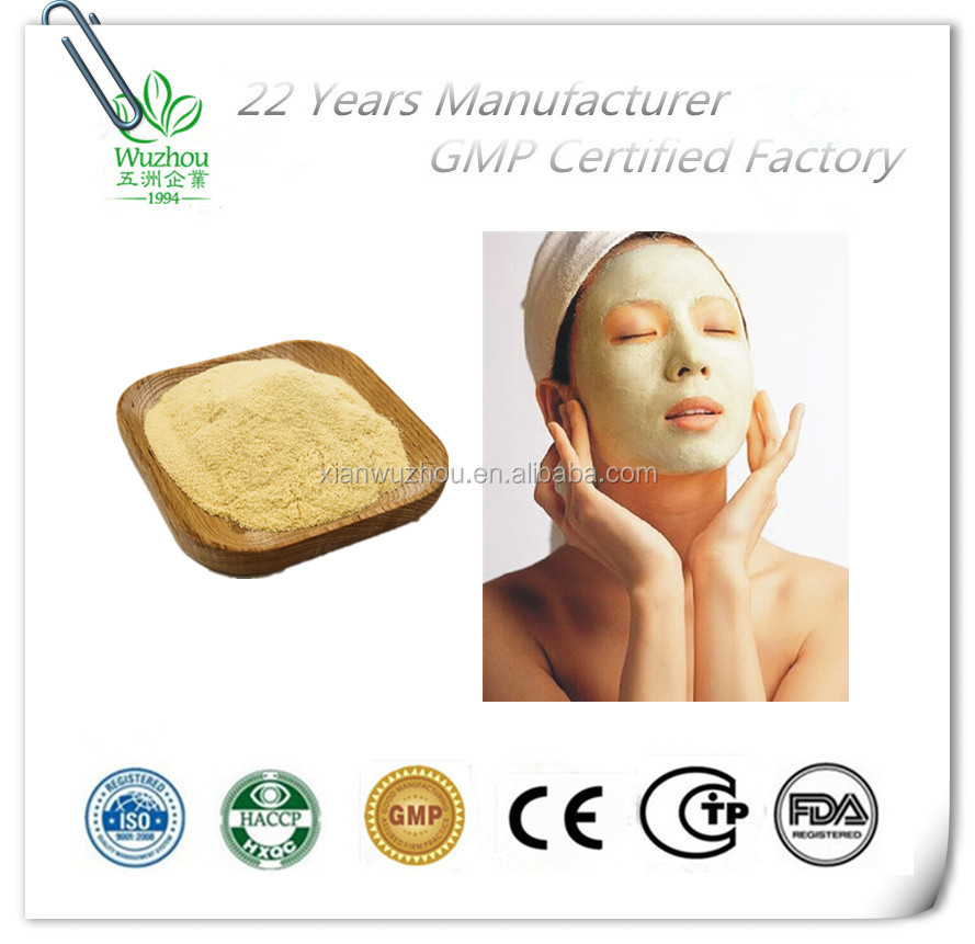 New product face mask anti-dry function 100% pure natural materials resource