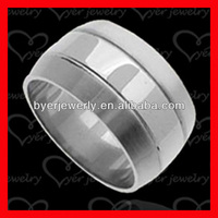 stainless steel opal ring with high end quality and low price