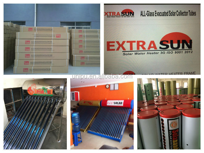 Vacuum Tube Heat Pipe Solar Collector colector Solar