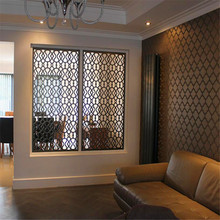 custom decorative metal screens and room dividers