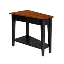 CT-204 Ladder Shape Wooden Chair Side Teapoy