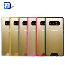 Mobile Back Cover Best selling Transparent Ultra- Thin Phone Case For Samsung Galaxy Note8