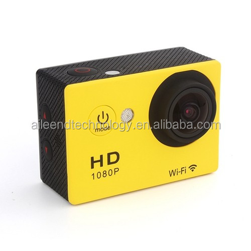 1080p Mini Waterproof sport camera 2.0 inch Screen hdmi Wifi Sport video Camera