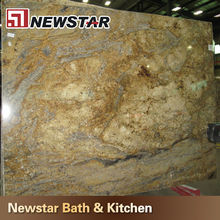 Sale big size standard yellow river granite price