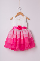 Latest High Quality New style fashion dress for sweet Girls Q1501
