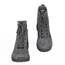 aMen'S Low American Tactical Militry Boot Summer Desert Jungle army Boots
