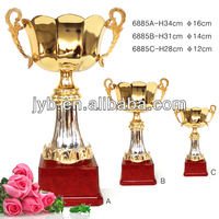 Champion sports metal trophy cup,award cup trophy