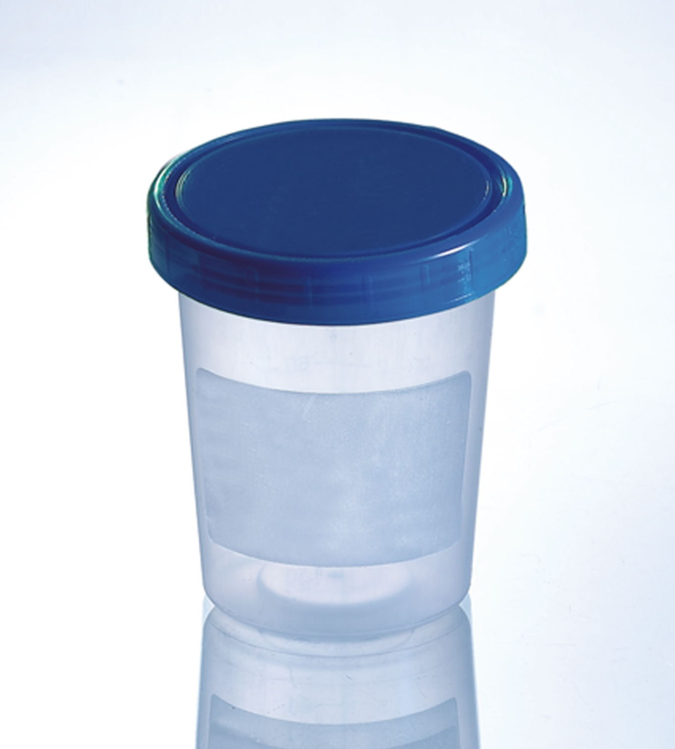 Disposable specimen collection container CE/FDA/ISO13584 Approved