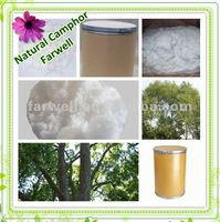 Farwell Natural Camphor crystal 97% min(KOSHER)