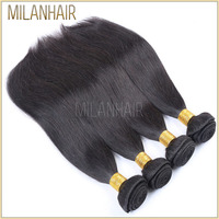 "Peruvian Straight Virgin Hair Cheap Human Hair Natural Black 8""-30""inch Peruvian Hair"
