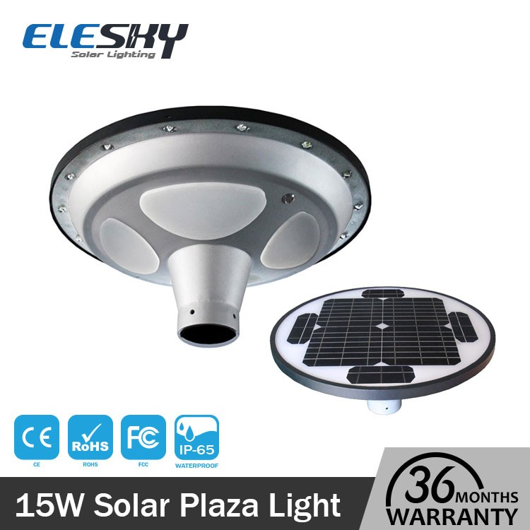 Solar powered led waterproof IP65 outdoor gate lights