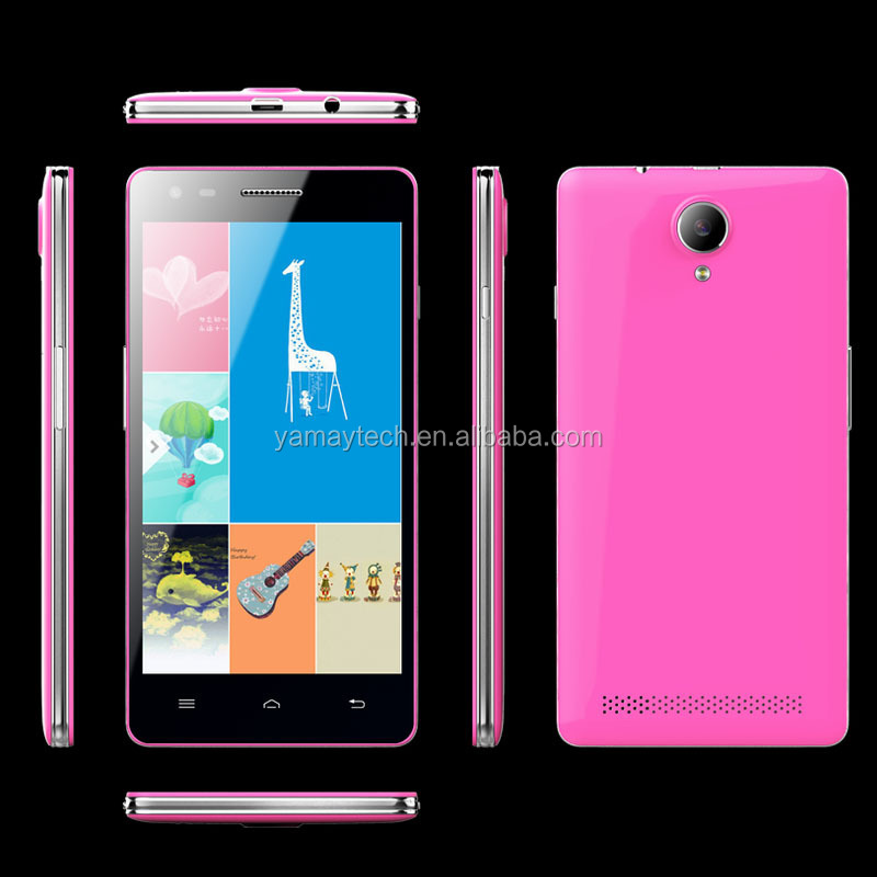 5 inch QHD 540*960 MTK6582 quad core android4.4 dual sim 4g lte smartphone and 3g wcdma