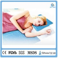 Beat Heat This Summer PE/PVC Custom Painted Comfortable for Good Sleeping In Night Cooling Gel Mat