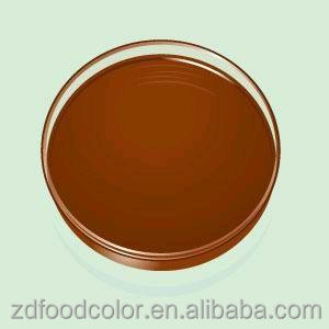 natural cacao extract color powder cocoa shell color