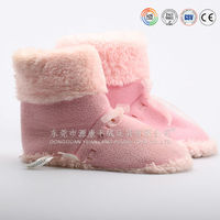 cheap wholesale sheepskin slipper for women