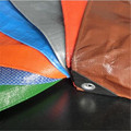 50 - 200gsm Weight with Various Colors PE Tarpaulin Tents Fabric