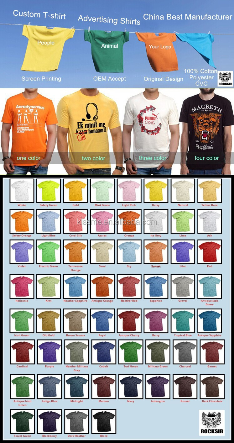 Hot sale custom t shirt transfers wholesale printing for Custom t shirts for sale