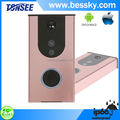 wireless doorbell camera work for months free mobile view bessky