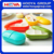 HW49026 Candy color lovely child proof pill box
