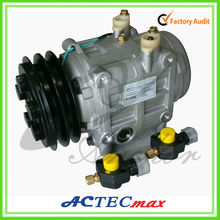 TM31 Compressor for Zexel, 24V OEM 500326851, Bus Auto Air Conditioning Compressor