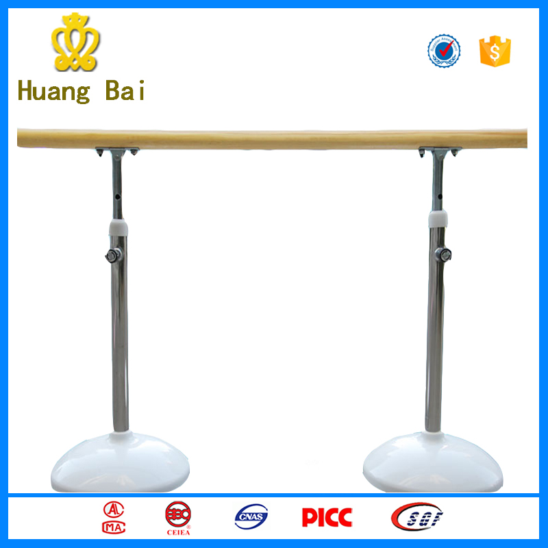 JINGAO Top Rated Gymnastic Ballet Bar Ballet Barre For Sale
