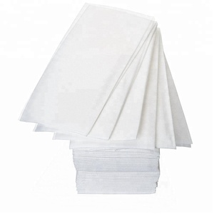 Luxury Linen Feel Disposable Guest Hand Towels in Bulk, Soft & Absorbent Cloth Like Paper Napkin for Bathroom, Kitchen, Weddings
