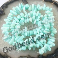 Blue L105 AAA grade nature coral beads