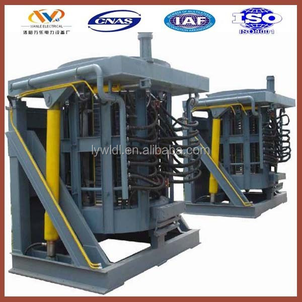 best seller energy saving bronze melting furnace for copper scrap aluminum scrap