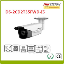 Top brand Hikvision cctv 3 MP Ultra-Low Light Network Bullet Camera