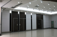 office sound proof interior acoustic wall movable partition