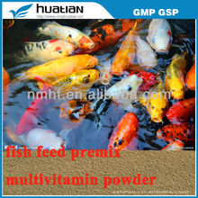Immune premix for fish/Growth promotion for fish/aquatic veterinary medicine