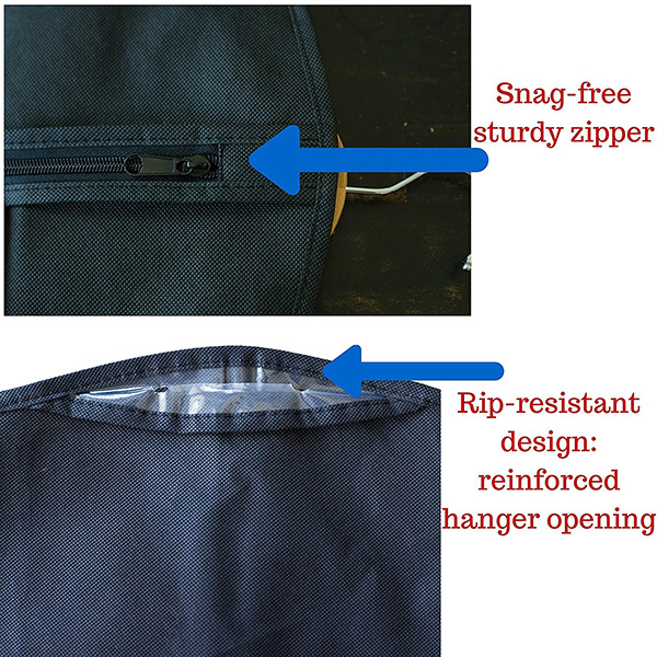 High Quality Factory Customized Suit Garment Bag