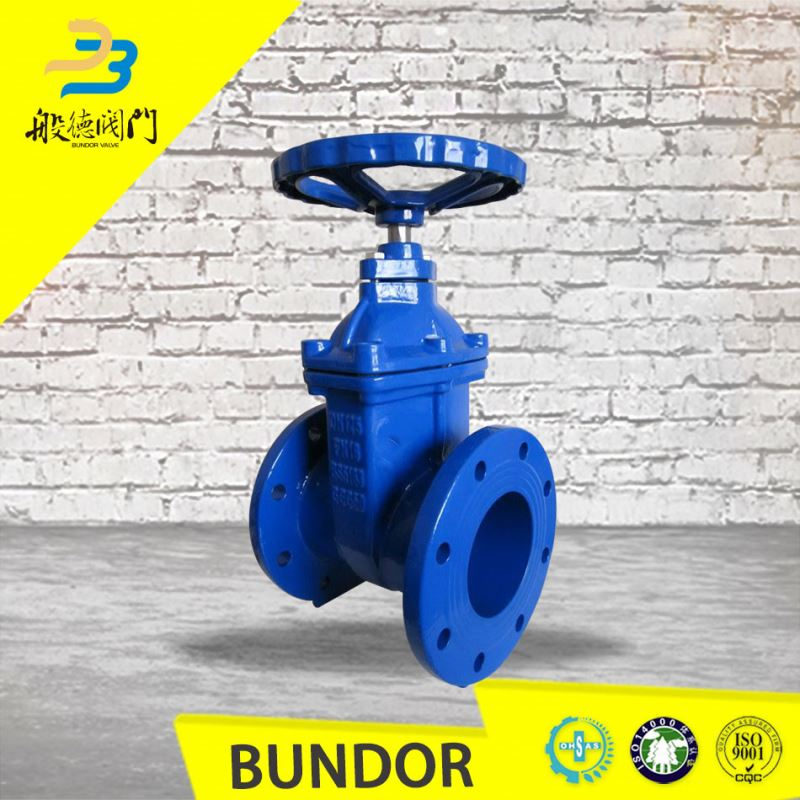 ANSI standard ductile iron cast iron non rising stem chain wheel for gate valves