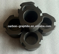 Haimen Kexing Carbon Industry Co.,Ltd produce high quality graphite bearing with different sizes and materials