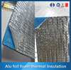 Blue xpe foam insulation material for roof, fireproof construction materials