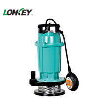 High pressure 0.5 hp garden irrigation water submersible pump