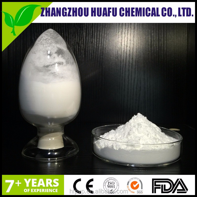HF High Quality Povidone K30 PVP K90 Polyvinylpyrrolidone K60 for Daily Chemical