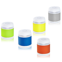 Colorful Touch Control Double Vibration Mini Subwoofer Bluetooth Car Amplifier