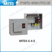 new design MTD3 power electrical distribution panel board