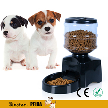 Automatic Timer Control Pet Feeder for feeding cats and dogs timely