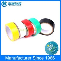 China Manufacturer High Voltage color PVC Electrical Insulation Tape
