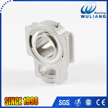 2017 high precision stainless steel T mounted block bearings SUCT205