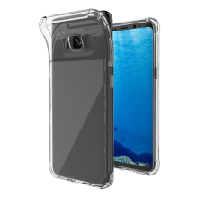 LEEU DESIGN cheap price Ultra-Thin transparent mobile phone cover guangzhou mobile phone shell back Case phone for samsung s8