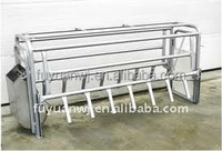 Metal Pipe Farrowing Crates For Pigs