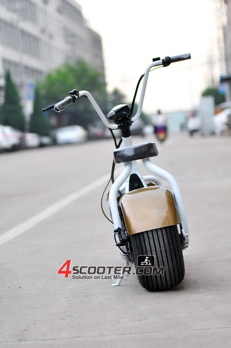 X'man gift 2016 new factory price citycoco electric scooter 2000w