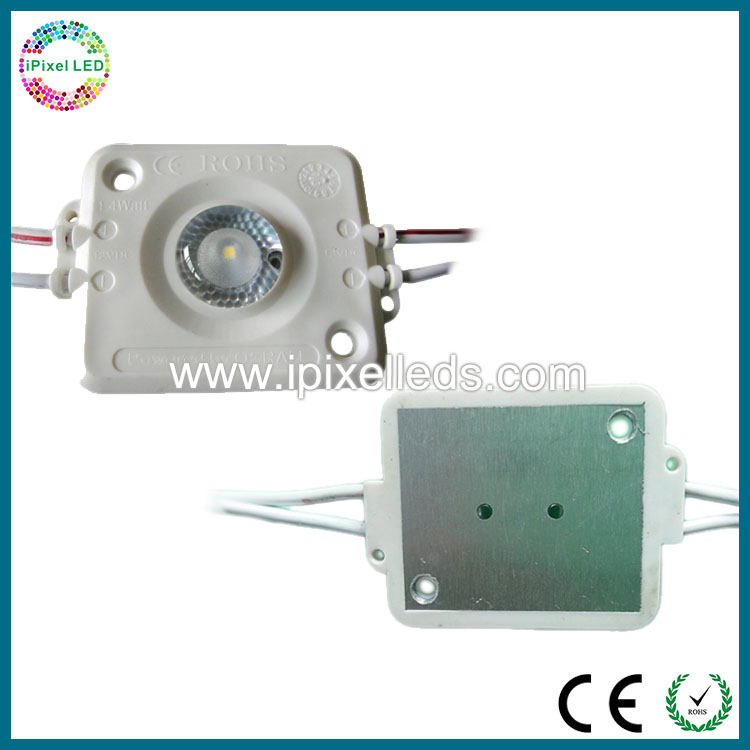 Single chip led back light led module for signage