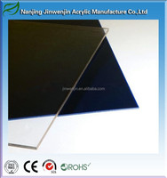 One-stop customized 1mm black acrylic sheet manufacturers