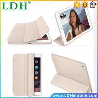 Super Slim Smart cover for apple ipad air 2/ ipad 6 case ultra flip leather stand cases free shipping with retail box